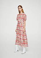 Женское платье Mango размер S 42RU женские платья миди летние