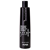 Шампунь для волос с активированным углем Echosline Karbon 9 350 мл
