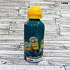 Алюминиевая бутылочка Minions, объём 500 мл
