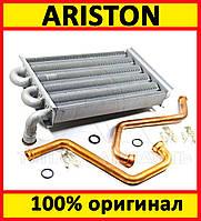 Главный теплообменник на газовый котел Ariston CLAS 24/28/30 FF, Genus 24/28/30 FF (65104246)