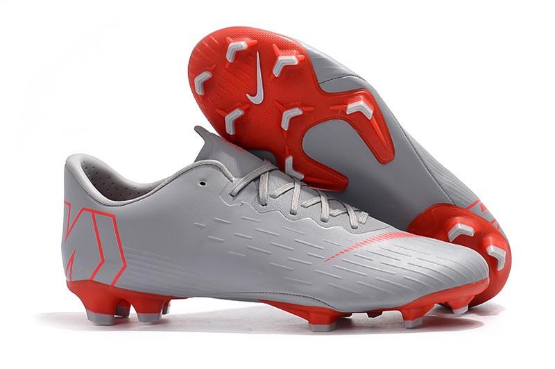 01915fbf Бутсы Nike Mercurial Vapor XII FG grey - Интернет-магазин