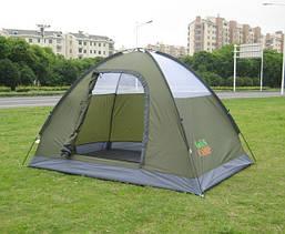 Палатка двухместная туристическая Green Camp 3005, фото 2