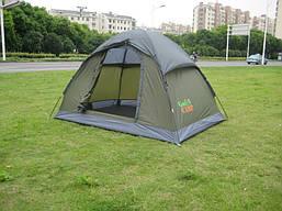 Палатка двухместная туристическая Green Camp 3005, фото 3