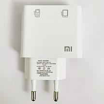 Зарядное устройство XIAOMI Adapter + кабель micro USB, 2 A, в коробке, зарядка сяоми шнур микро юсб ксиоми, фото 3