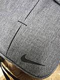 (Новый стиль)Барсетка NIKE Сумка спортивные мессенджер для через плечо Унисекс ОПТ, фото 6