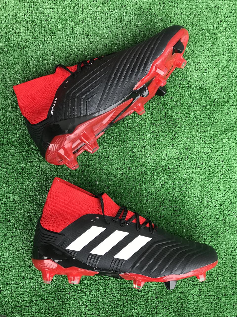 42248a46 Бутсы Adidas Predator 18.1/копы/адидас предатор, цена 1 350 грн ...