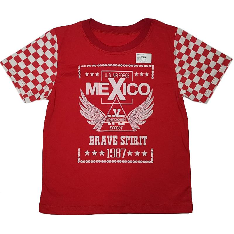 "Футболка для мальчика ""Mexico"""