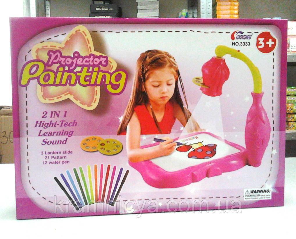 Проектор светодиодный, детский, Арт.3333