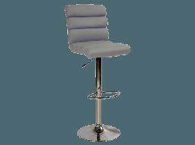 Барный стул C-617 Signal серый
