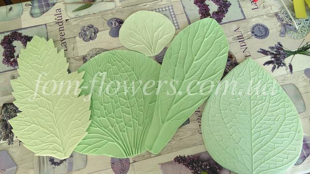 Молды для создания ростовых цветов (молды-гиганты)