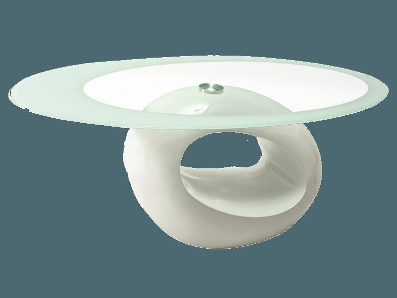 Журнальний столик Etna Signal білий