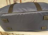 Дорожня сумка спортивна сумка місцем для взуття тільки ОПТ, фото 5