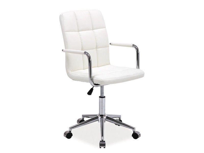 Компьютерное кресло Q-022 Signal белый