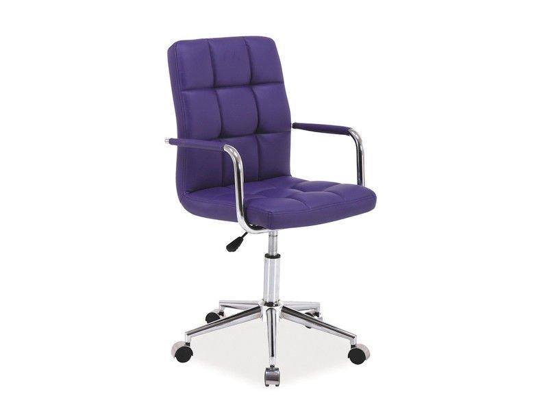 Компьютерное кресло Q-022 Signal фиолетовый