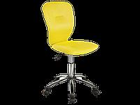 Компьютерное кресло Q-037 Signal желтый