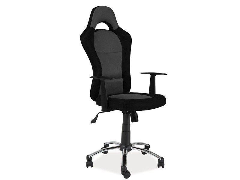 Компьютерное кресло Q-039 Signal черный