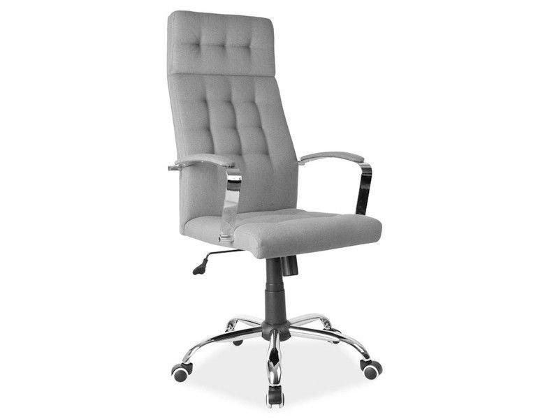Компьютерное кресло Q-136 Signal серый
