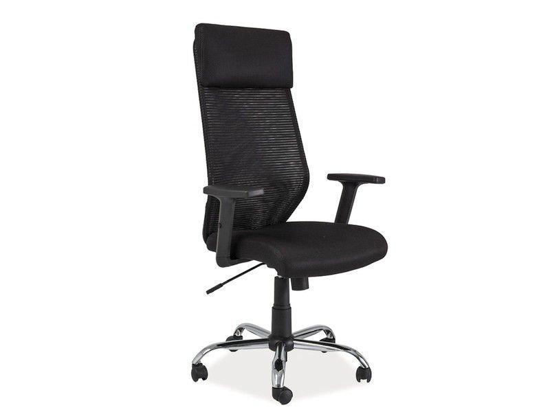 Компьютерное кресло Q-211 Signal черный