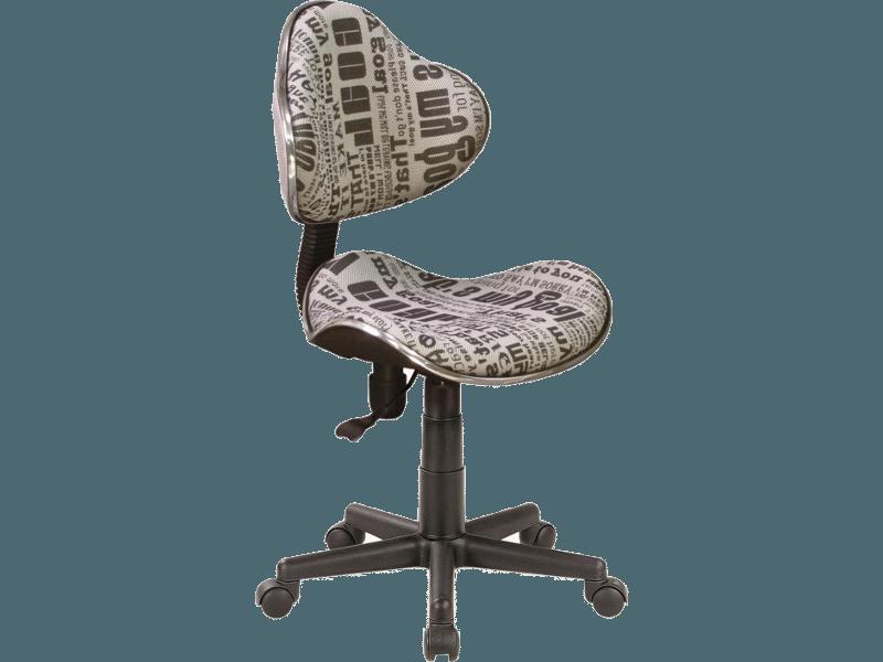 Компьютерное кресло Q-G2 ткань Text Signal