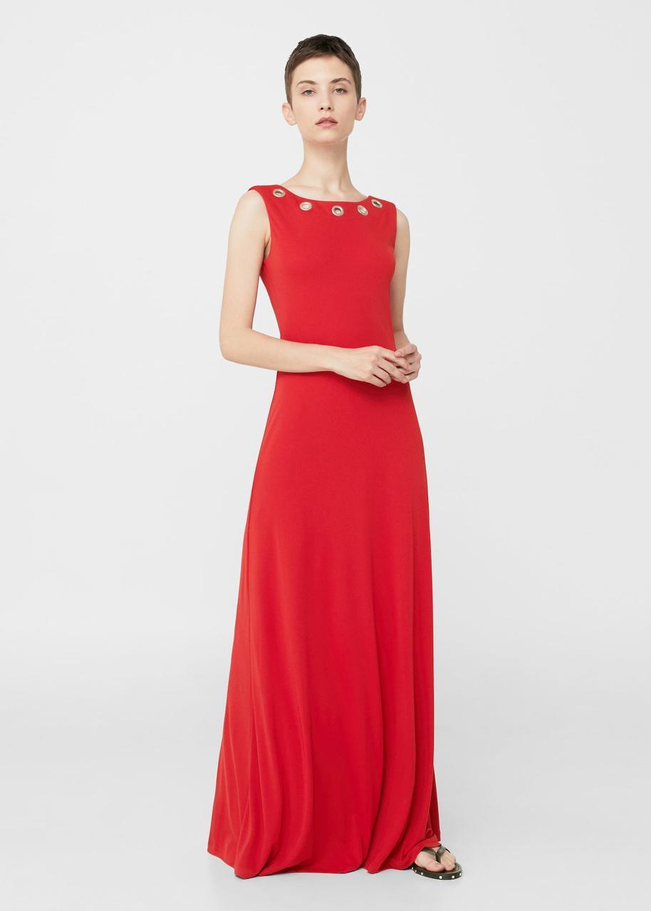 Женское платье Mango размер XL 54RU женские платья макси летние