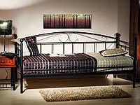 Кровать Ankara 90x200 Signal черный