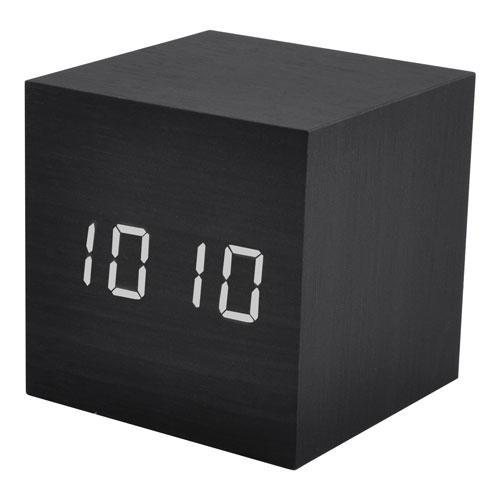 Часы сетевые 869-6 белые, USB