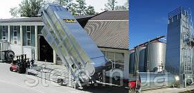 Мобільна шахтна зерносушарка STELA, модель Universal 35
