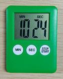 Электронный таймер для кухни на магните, фото 5