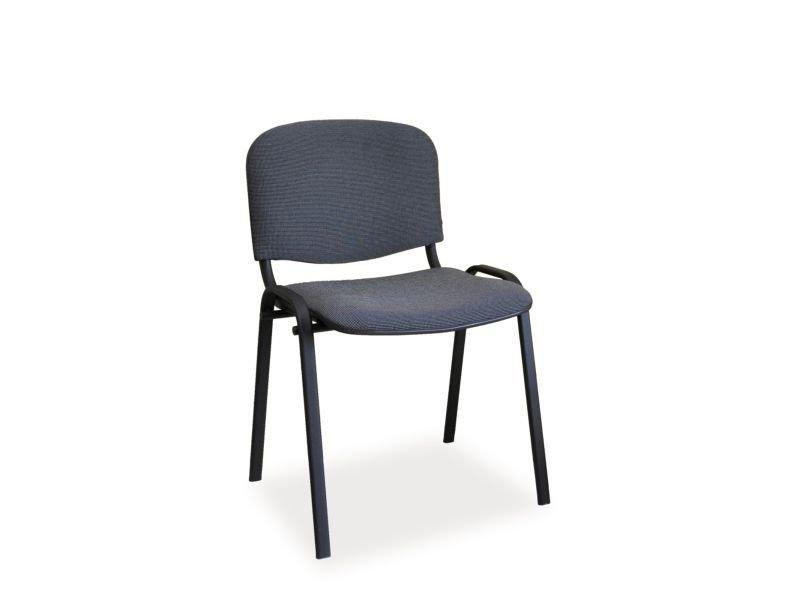 Офисное кресло Iso Signal темно-серый/черный