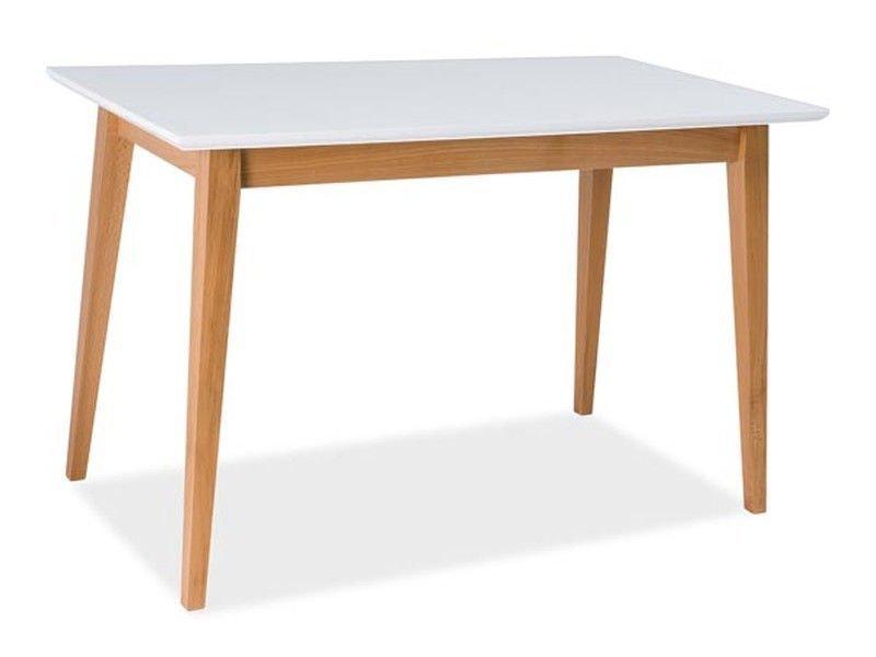 Стол обеденный деревянный BRAGA Signal белый