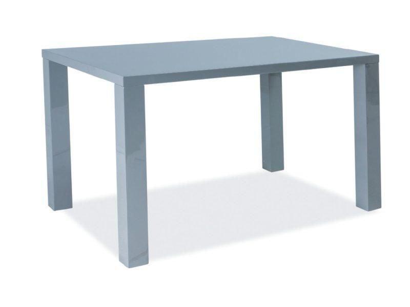 Стол обеденный деревянный Montego 80x120 Signal серый