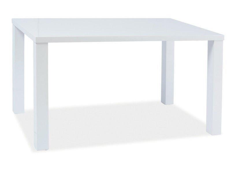 Стол обеденный деревянный Montego 80x140 Signal белый