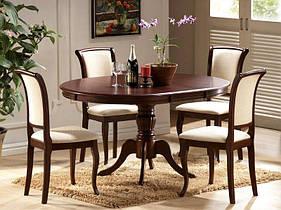 Стол обеденный деревянный Olivia Signal орех