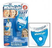 Отбеливатель для зубов White Light отбеливание в домашних условиях