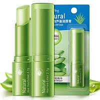 Бальзам для губ с алое вера OneSpring Natural Aloe Vera Extract (2.7г)