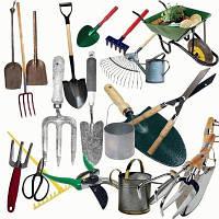 Садовий інструмент та інвентар
