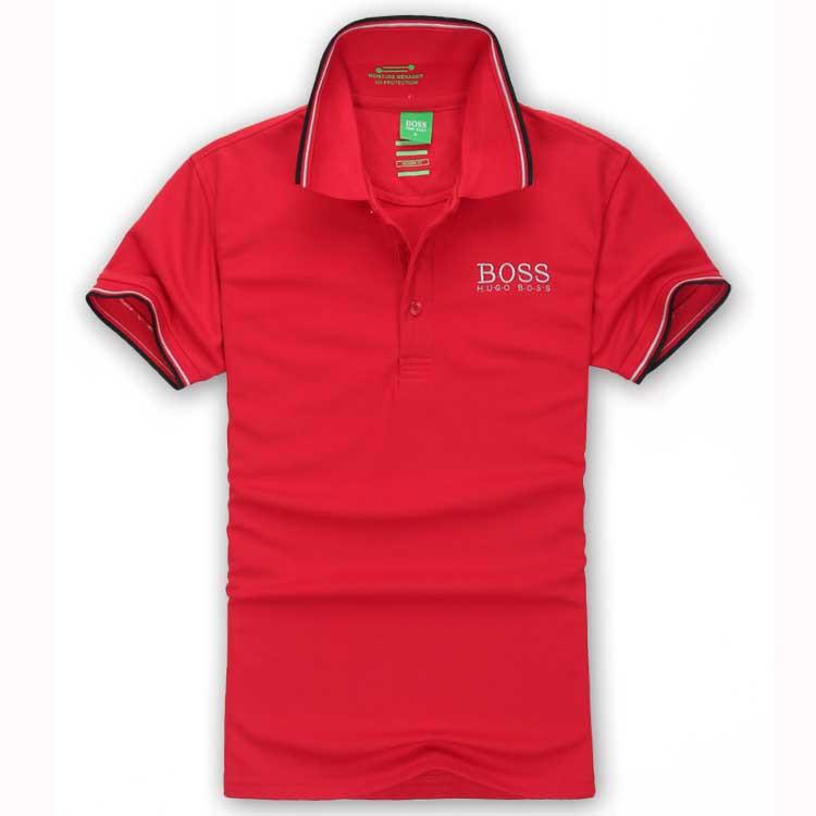Мужская футболка поло в стиле Hugo Boss хуго босс, фото 1
