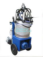Доильный аппарат АИД-1 (Масляный насос, стаканы высокопрочный пластик), фото 1