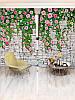 Фотошторы цветы (26450_1_7)