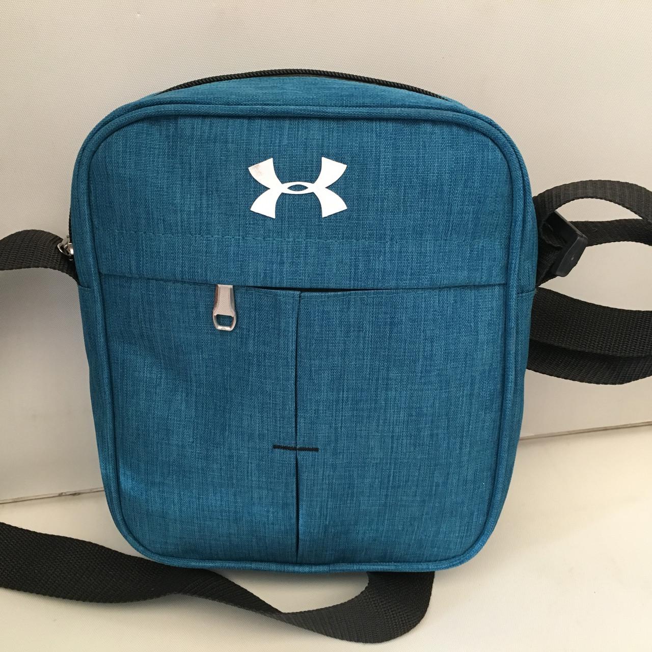 42659130fd9b Высококачественная мужская сумка через плече. Удобная, практичная сумка. Мужская  сумка UNDER (7