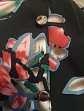 Стильное цветочное платье, фото 3