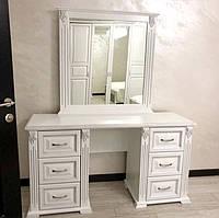 Туалетный столик Лорен с зеркалом