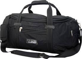 Дорожні та спортивні сумки з тканини і штучної шкіри