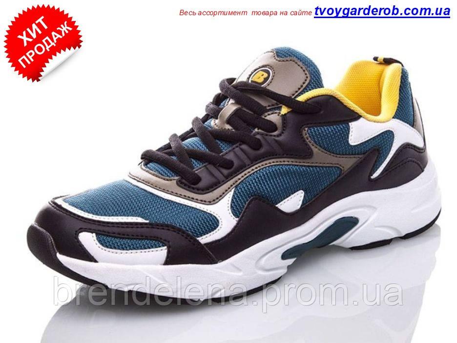 Мужские кроссовки BaaS р42 (код 7525-00)