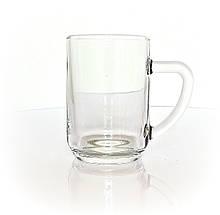 Стеклянная чашка 300 мл для чая, горячих напитков UniGlass Atlanta