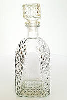 """Графин для алкогольных напитков """"Арка"""" 500 мл стеклянный Everglass"""