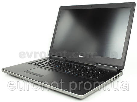 Ноутбук Dell Precision 7710 Intel Core i7-6920HQ, фото 2
