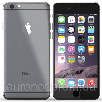 Apple iPhone 6S Space Gray 16GB + защитное стекло в подарок!, фото 2