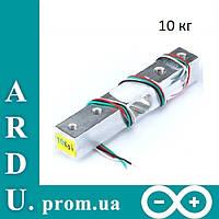 Тензодатчик для весов YZC131 10 кг для HX711 Arduino, датчик веса