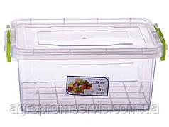 """Контейнер LUX для пищевых продуктов (2,8 л.) №5 """"AL plastik"""""""